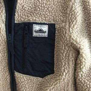 Penfield Jackets & Coats - Penfield chunky fleece zip up